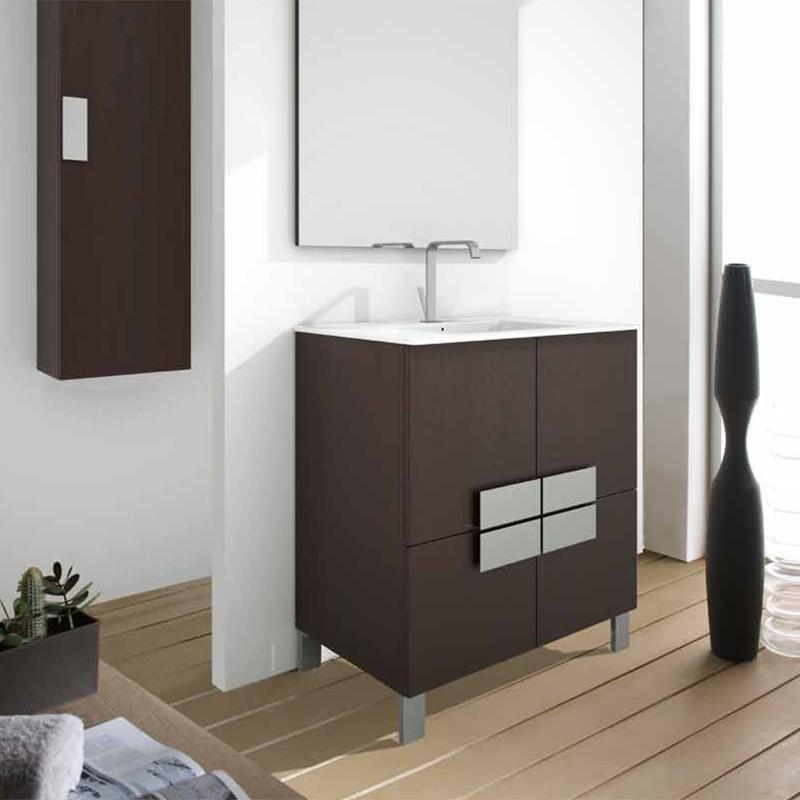 Muebles de ba o kuve 80 cm for Mueble bano 75 cm