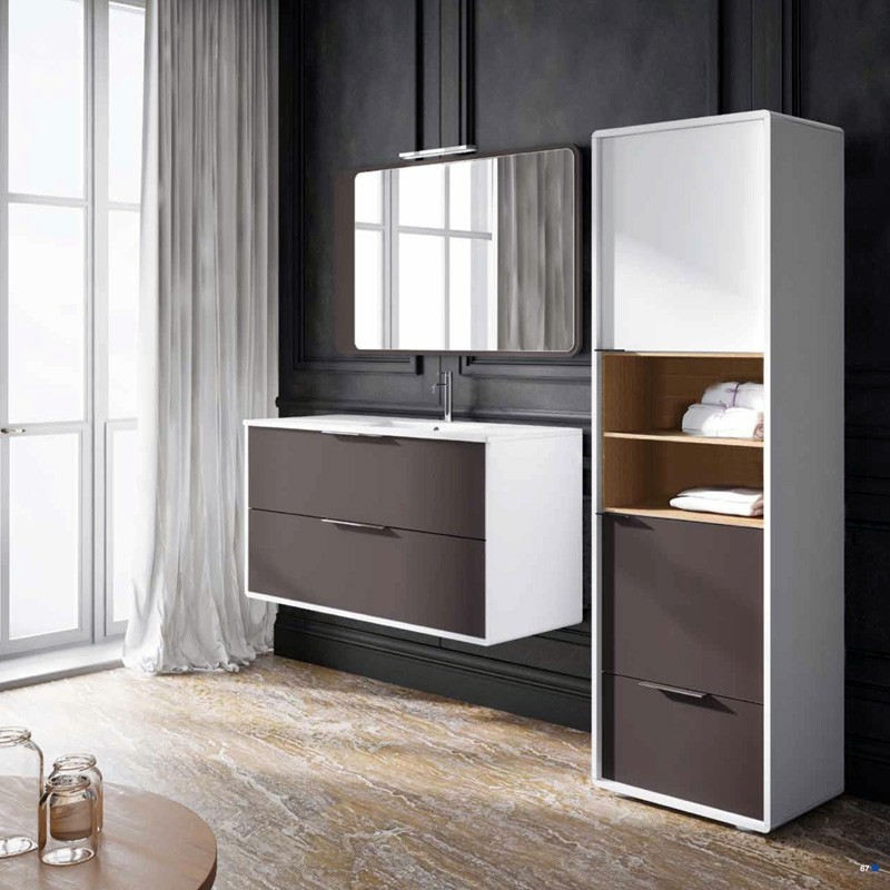 Muebles de ba o vintass 100 cm for Muebles de bano 75 cm