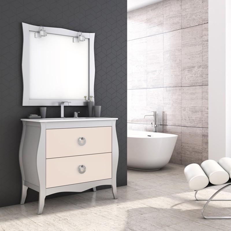Muebles de ba o mozart 80 cm - Muebles de bano de 80 cm ...