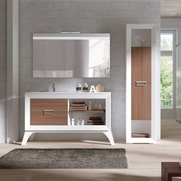 Mueble de baño L-Gant 120 cm