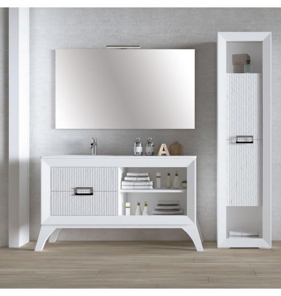 Mueble de baño L-Gant 140 cm