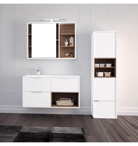 Mueble de baño Vintass 120 cm 3 cajones