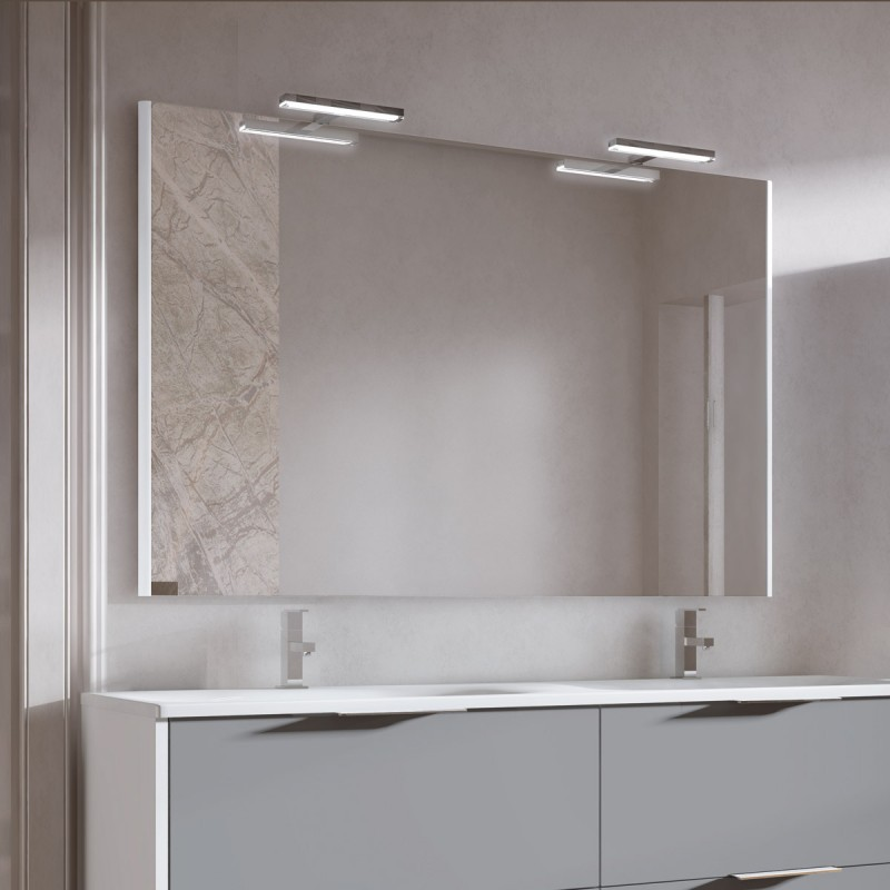 muebles de ba o vintass 140 cm incluye encimera y espejo
