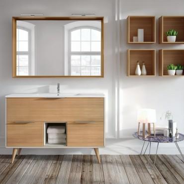Mueble de baño Vintass 120 cm suelo