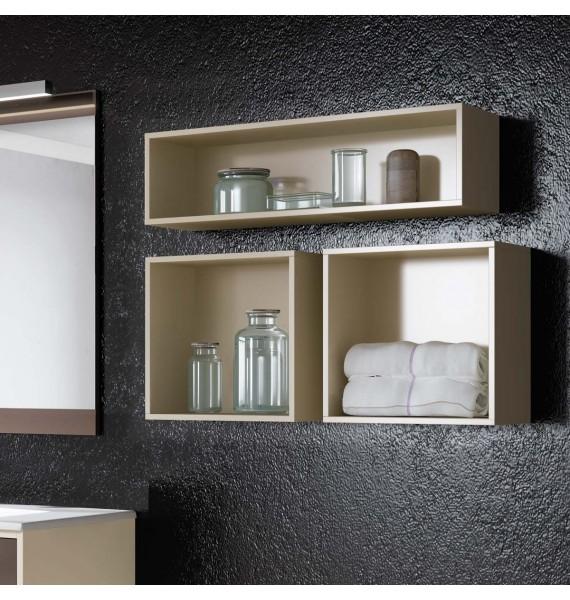 Mueble de baño Kira auxiliar horizontal