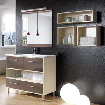 Mueble de baño Kira 100 cm