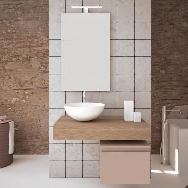 Mueble de baño Aqua 100 cm