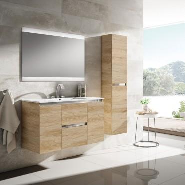 Mueble de baño Modena 140 cm