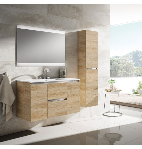 Mueble de baño Modena 120 cm