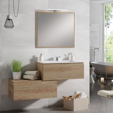 Mueble de baño Turín 100 cm
