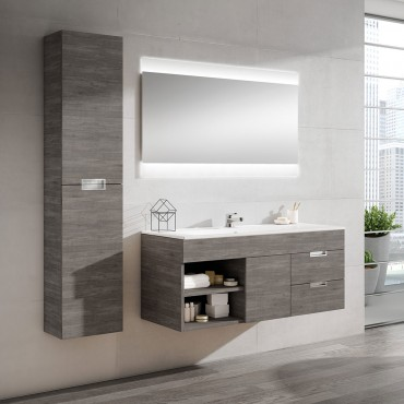 Mueble de baño Etna 120 cm