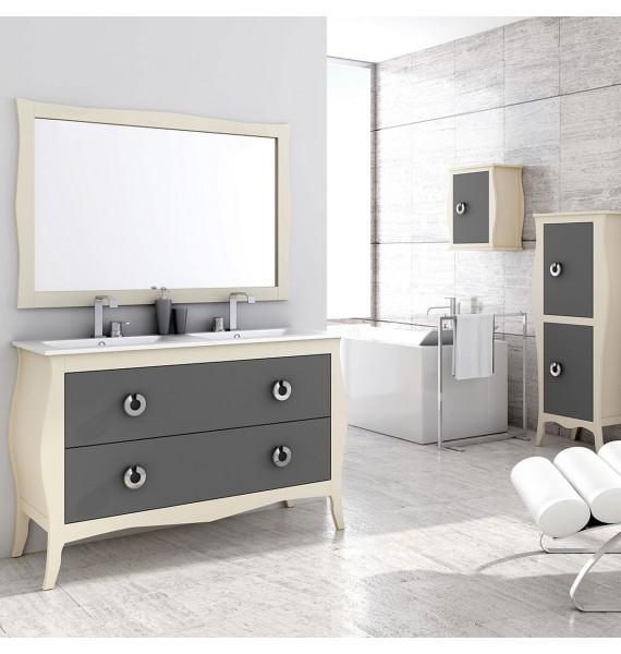 Mueble de baño Mozart 120 cm