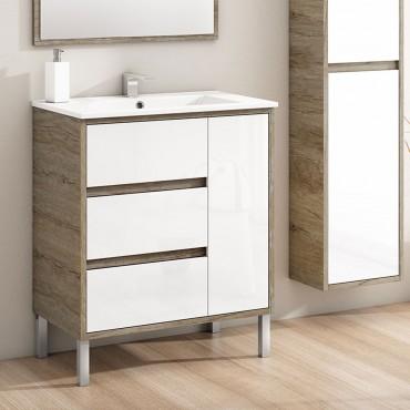 Mueble de baño Roma 70 cm