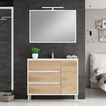 Mueble de baño Roma 100 cm