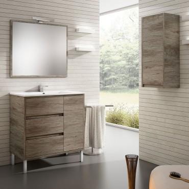 Mueble de baño Roma 80 cm
