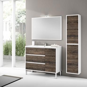Mueble de baño Roma 120 cm