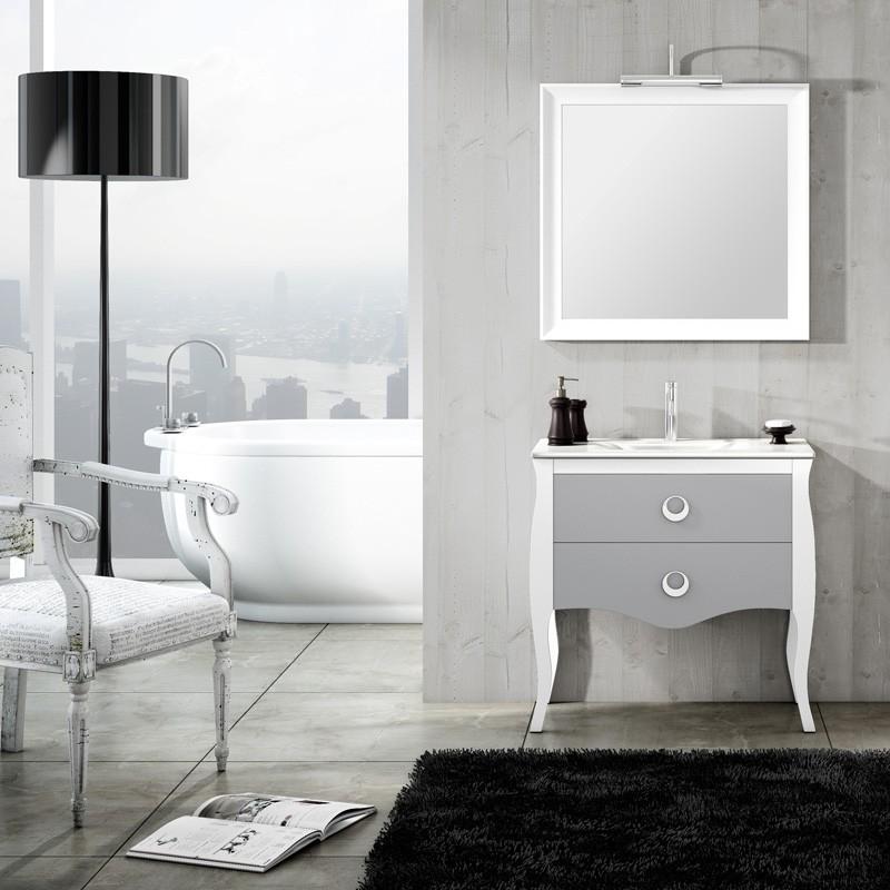 mueble de bao monaco cm sin espejo