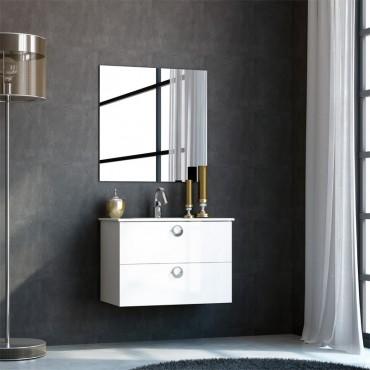 Mueble de baño Ondas 80 cm