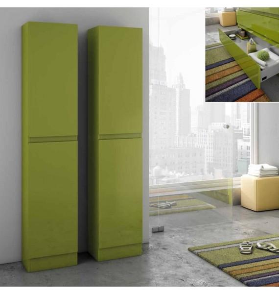 Muebles de ba o columna suelo for Muebles de bano columna