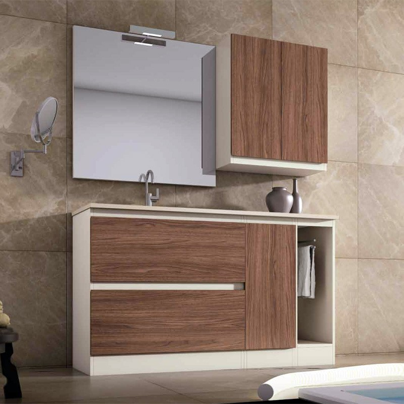 16 genial puertas para muebles de ba o fotos muebles de for Muebles de cocina 60 cm