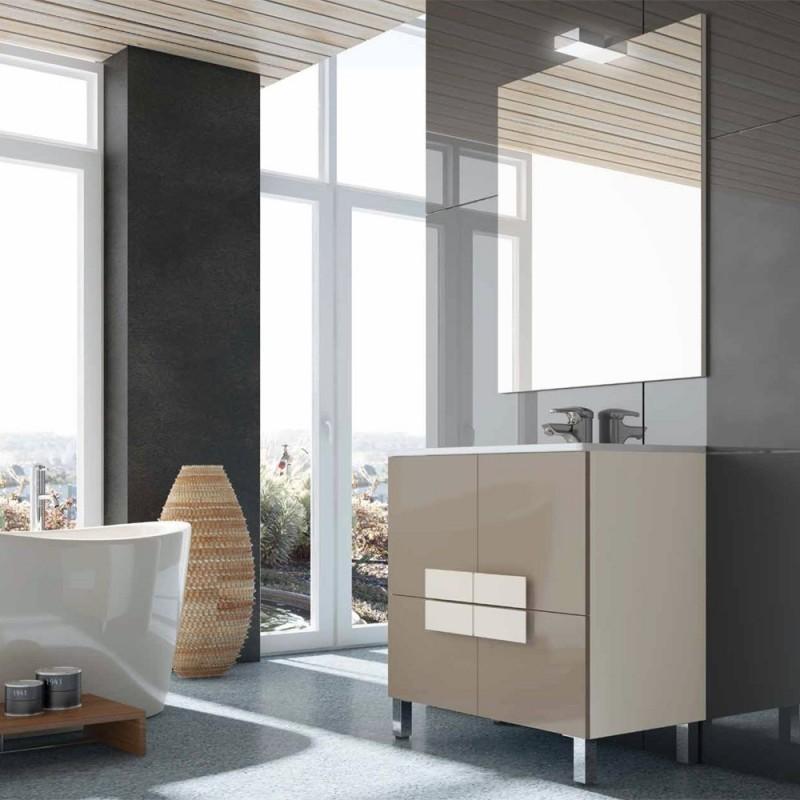 Muebles de ba o kuve 80 cm for Muebles de bano 140 cm