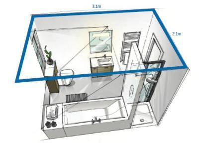 Muebles de ba o blog estilo y decoraci n en tu ba o for Partes de una ducha de bano